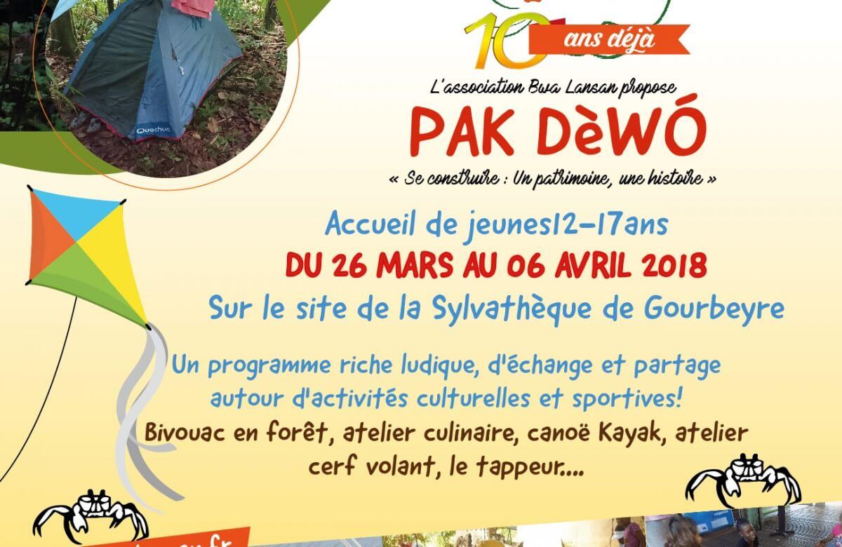 Activités Ados Vacances De Pâques Association Bwalansan
